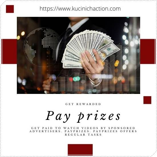 Pay prizes
