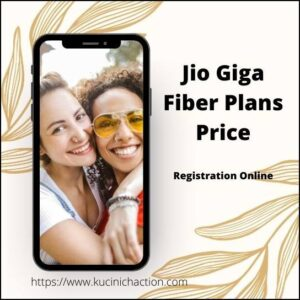 Jio Giga Fiber Plans Price