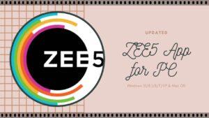 ZEE5 App